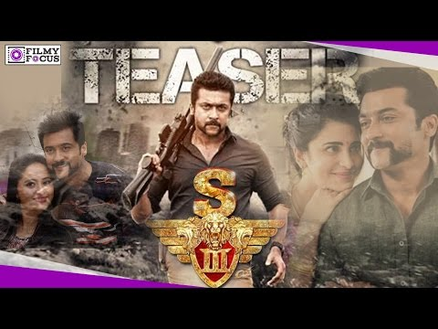 S3 Official Teaser Released  | Tamil |...