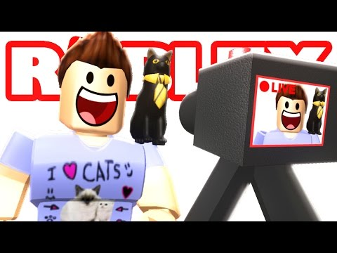 Roblox LIVE! with Denis :D