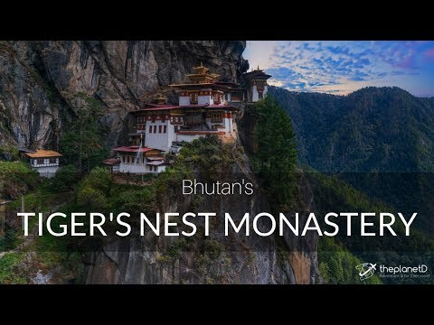 Incredible Tiger's Nest - Trekking to Bhutan's Famous Monastery
