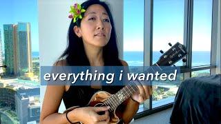 Billie Eilish - everything i wanted (cover) // Cynthia Lin Ukulele Play-Along (Chords + Lyrics)