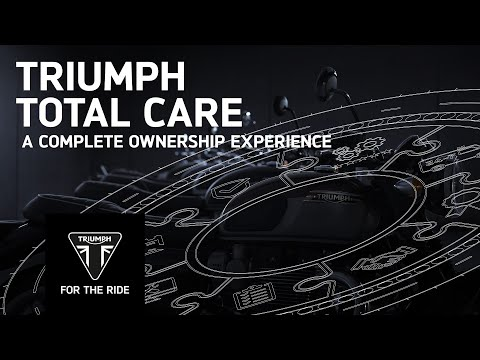 Triumph Total Care - A Complete Ownership Experience