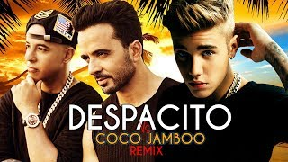 Video Luis Fonsi & Justin Bieber - Despacito Vs Coco Jamboo (Robin Skouteris Mashup) download MP3, 3GP, MP4, WEBM, AVI, FLV Maret 2018