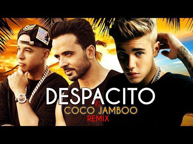 Luis Fonsi Justin Bieber - Despacito Vs Coco Jamboo