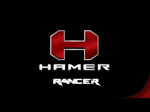 HAMER 4X4 ACCESSORIES ON FORD RAPTOR
