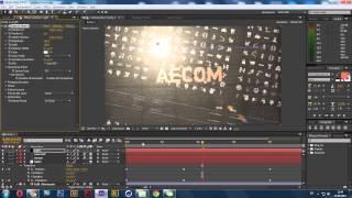 Aecom: Урок №2 - Переходы в вирусных видео (After Effects)