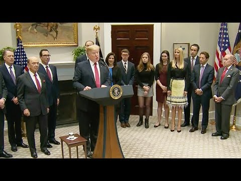 Trump signs AI initiative to ensure American leadership Mp3