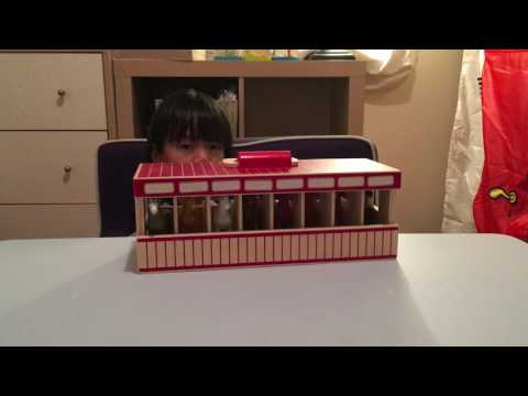Melissa & Doug Take Along Show Horse Stable Toddler Review