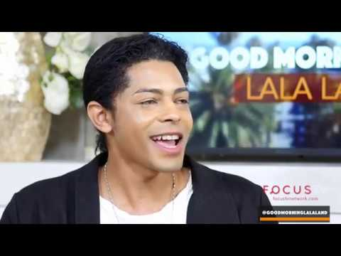 BIG SHOCKER #1! Michael Jackson's Secret BIO SON, B Howard Speaks To Good Morning LaLa Land! HD1080i