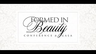 """Formed in Beauty"" Conference with Alexander Stoddart,  Nov. 4th 2018, Chicago"