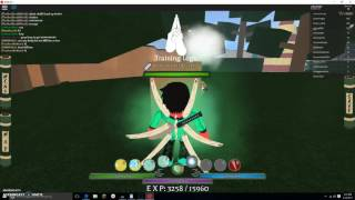 ROBLOX/How to level up fast in Shinobi life using a auto key presser