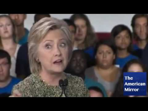 What was wrong with Hillary Clinton