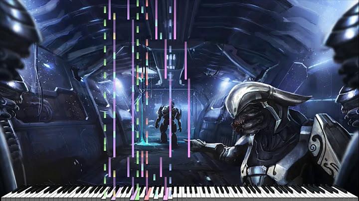 midi halo covenant dance soundtrack with piano roll