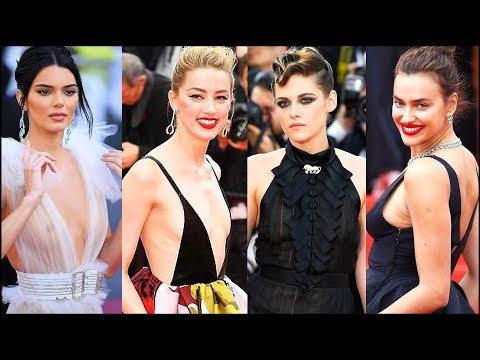 Cannes Film Festival 2018 - All Hollywood & Bollywood Actress in Red Carpet
