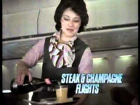 CP Air 1986 TV commercial