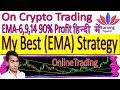 Best Strategy On Trading | Use EMA Indicator Pattern? | Full - In Hindi