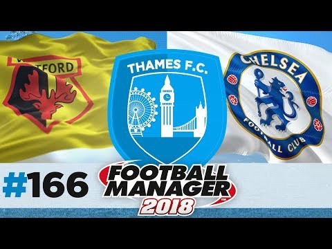 THAMES FC | EPISODE 166 | WHAT A PALAVA | FOOTBALL MANAGER 2018