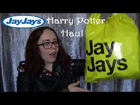 Jay Jays Haul (Harry Potter Edition)
