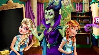 Elsa và Anna ở lớp học phù thủy độc ác - Nữ hoàng băng giá Elsa thumbnail