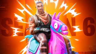 START WITH THE NEW SKIN ''COMFORT FLAME'' FORTNITE