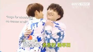 [GOT7] JJP Best Moments