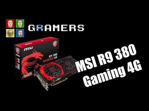 MSI R9 380 Gaming 4G. Hardware Σαββατα