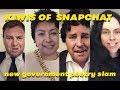 Kiwis of Snapchat New Government Poetry Slam