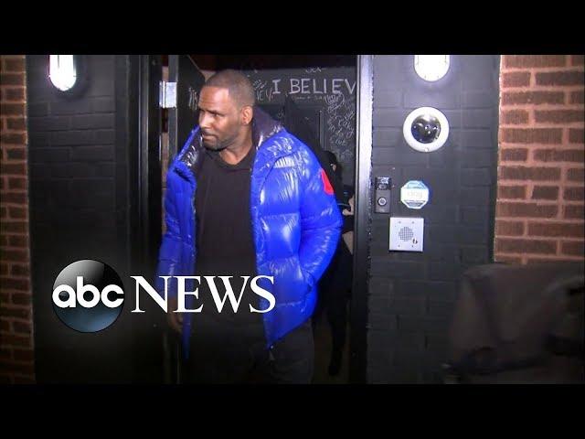 R-Kelly jailed on $1 million bond