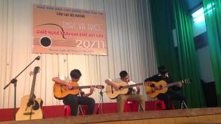 Natalia - CLB Guitar Thầy và Trò Pleiku Gia Lai