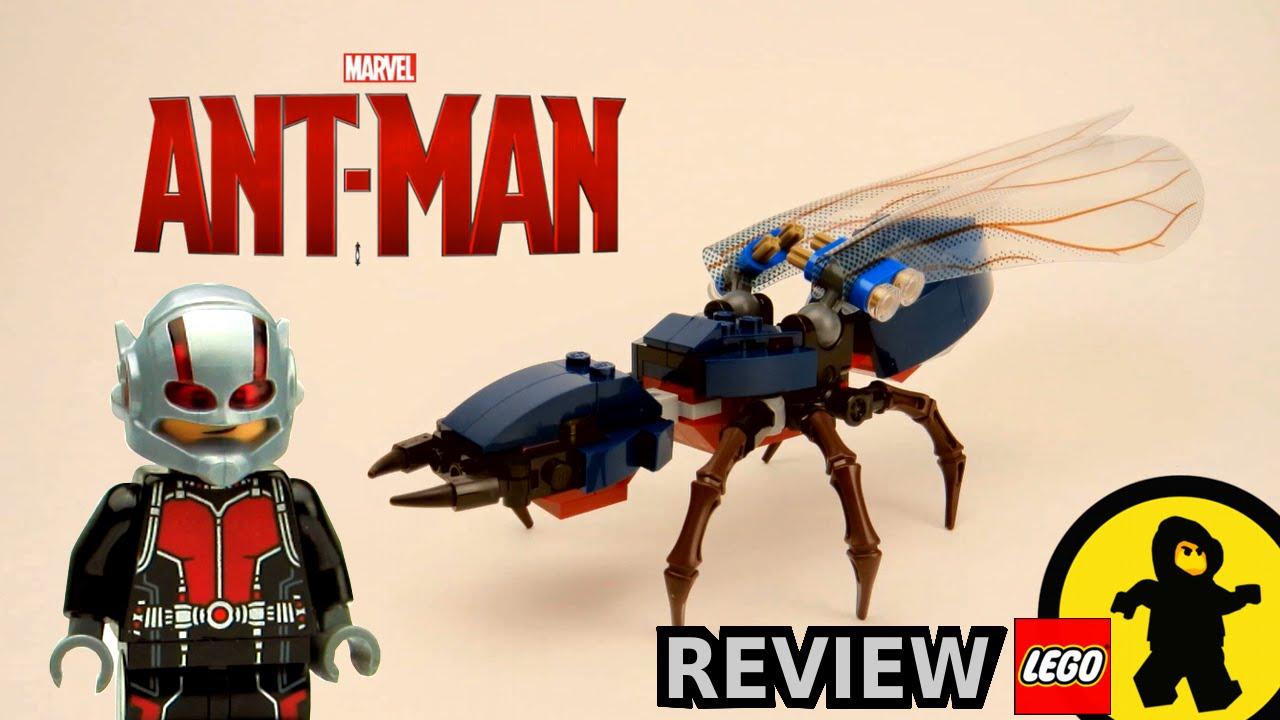 LEGO ANT-MAN (Hombre Hormiga 76039) Sets 2015 Juguetes Marvel Super ...