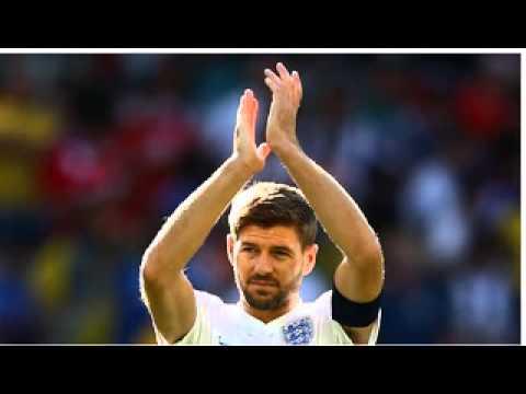 Steven Gerrard announces His Retirement from International matches.