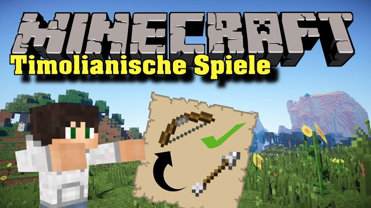 Minecraft Timolianische Spiele Deutsch Welche Strategie - Spiele es minecraft