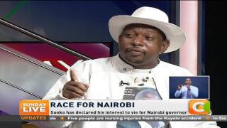 I will not step down for Peter Kenneth - Sonko