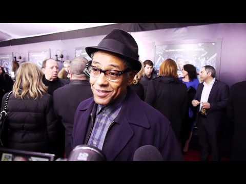 Giancarlo Esposito Interview