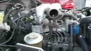 12ht engine on Nullacruiser .mov