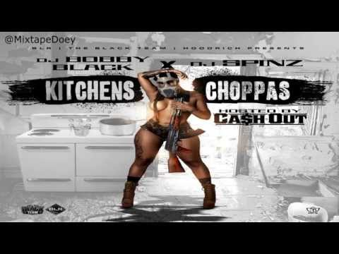 Ca$h Out - Kitchens & Choppas ( Full Mixtape ) (+ Download Link )
