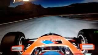 racing simulator 3  in hungary gp
