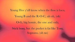 beyonce ft jay z crazy in love lyrics on screen