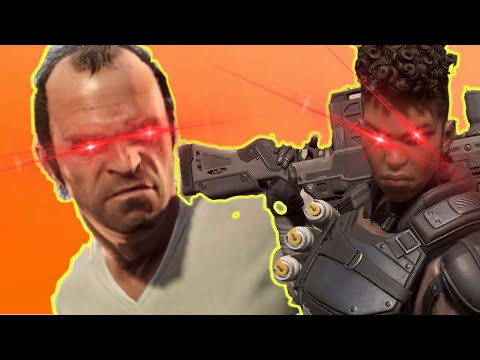 THE REVENGE OF TOMMY(GTA5, APEX LEGENDS , OVERWATCH FUNNY MOMENTS)