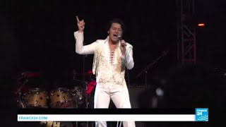US    The King of Rock and roll  Elvis Presley''s legacy lives on, 40 years after his death