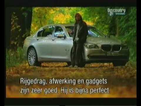 Fifth Gear Europe BMW 7-series