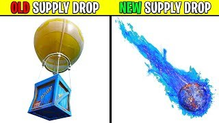 the NEW supply drop in Fortnite... | Chaos
