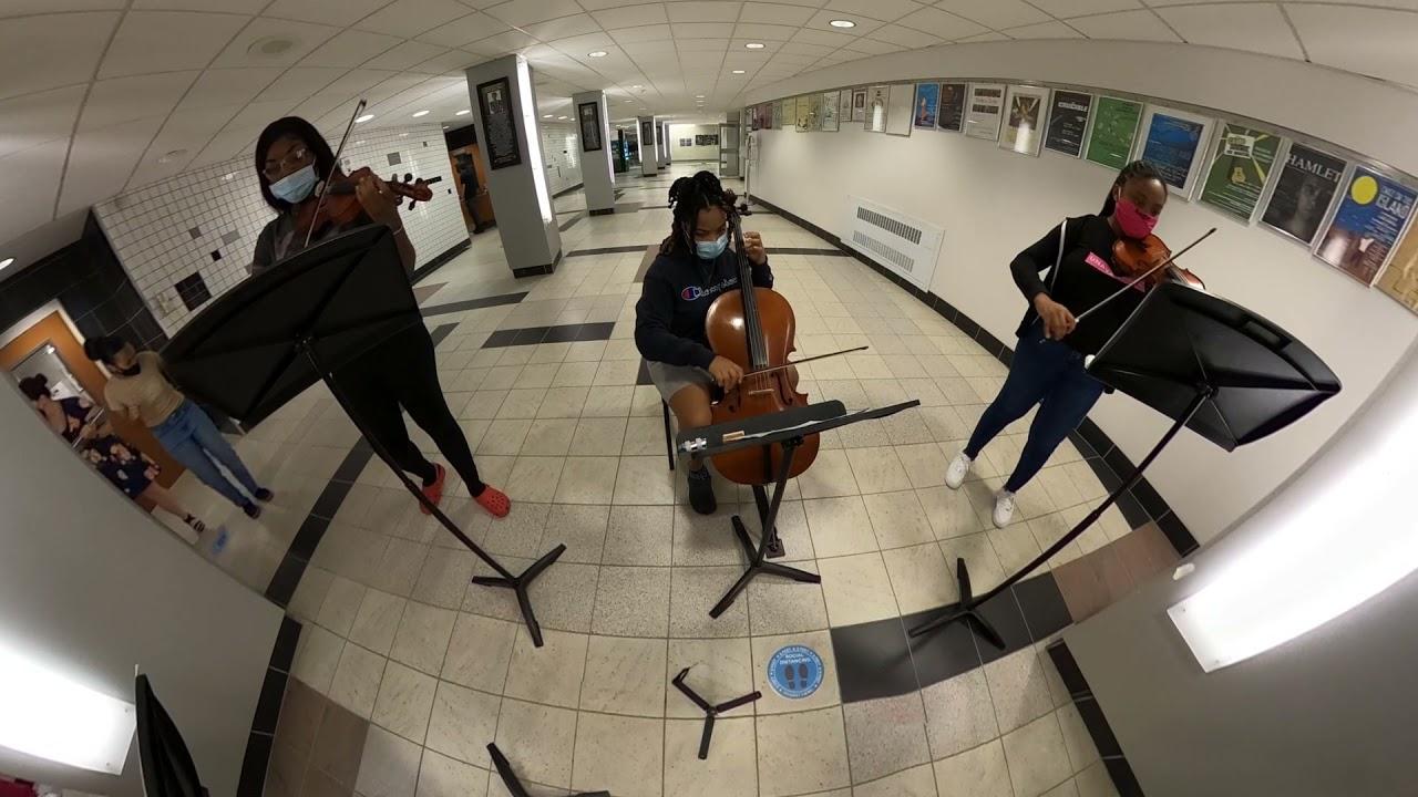Hallway Strings Concert