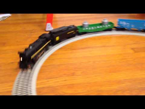 Lionel O Gauge Union Pacific 4-4-2 + rolling stock pt 2