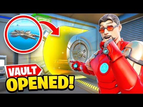 I OPENED the *SECRET* Spawn Island VAULT!