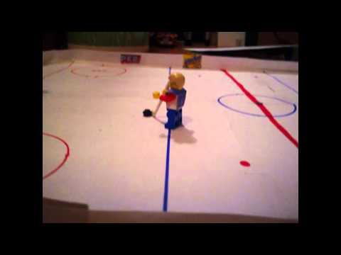 Lego Hockey Shootouts