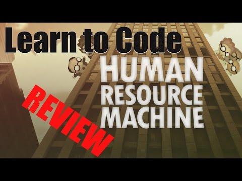 Human Resource Machine REVIEW - Learn Coding (Math/Programming)