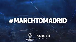 #MarchToMadrid | Ft. Sonny, Lloris, Winks, Lucas & Jenas
