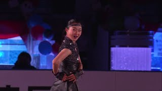 Каори Сакамото Показательные выступления Командный чемпионат мира по фигурному катанию 2021