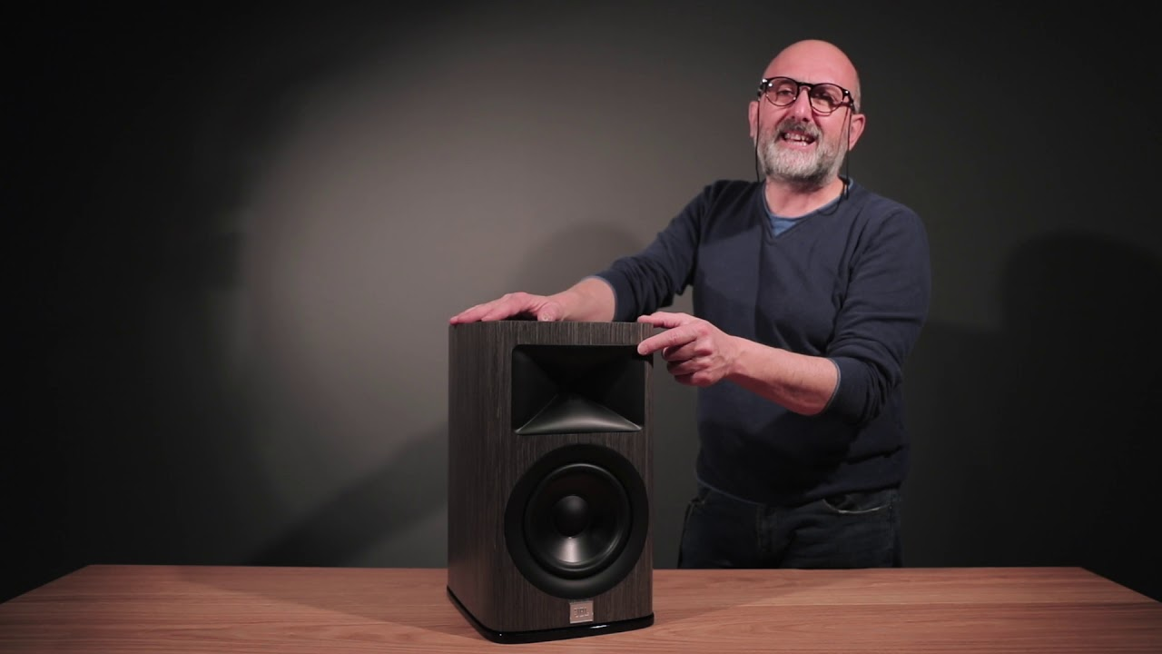 "JBL HDI 1600 ""Deep Inside"": THE REAL UNBOXING"