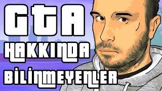 GTA Hakkında Duymadığınız 5 Sıra Dışı İlginç Bilgi